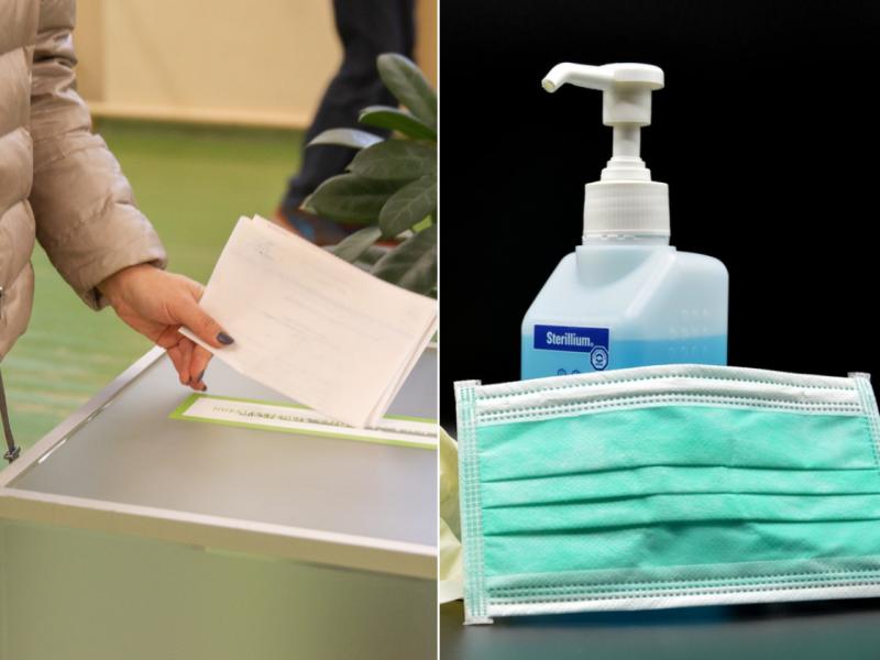 Seimo rinkimai per pandemiją: rinkėjai privalės atsinešti tris daiktus