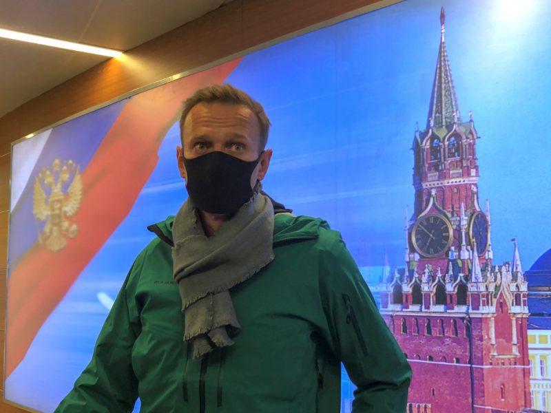 ES užsienio reikalų ministrai pirmadienį aptars A. Navalno klausimą