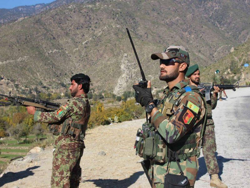 Lietuva toliau skirs paramą Afganistano pajėgoms