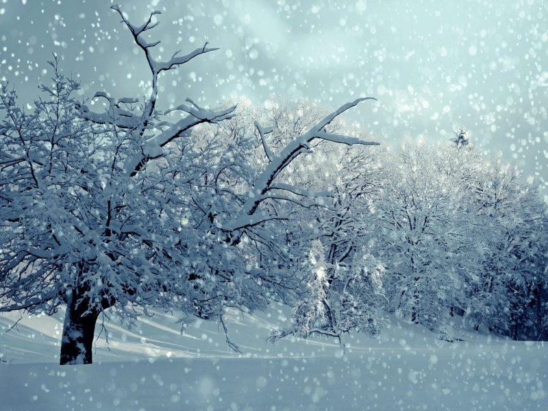 Orai: sniego atsargos didės, antroje savaitės pusėje plūstels šalčiai
