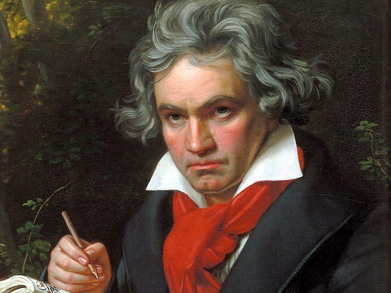 Ko niekada negirdėjo L. van Beethovenas?