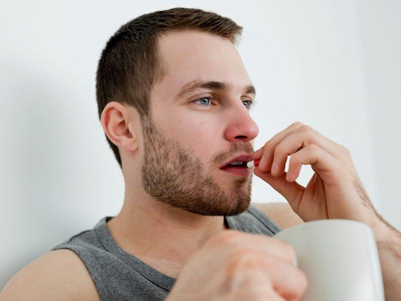 Kas nutiktų, jei vyras išgertų skubios kontracepcijos tabletę?