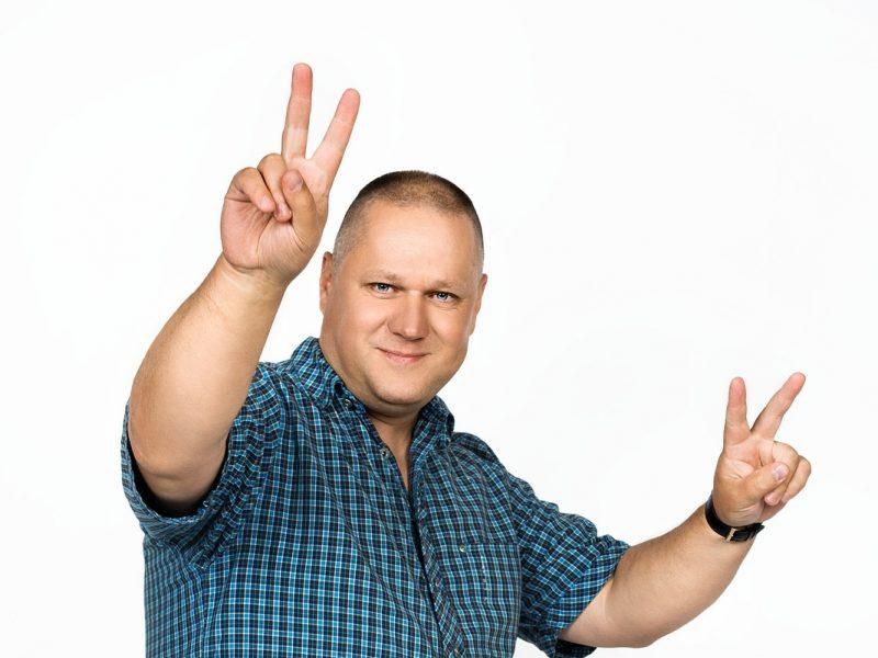 """Šou """"IššŪKIS kaime"""" dalyvis – 41-erių skaistuolis iš Kauno"""