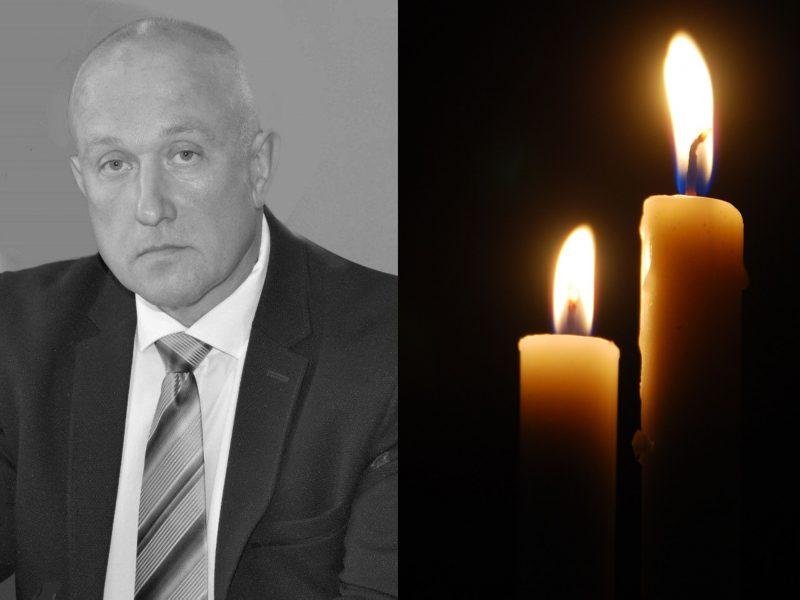 Į parką išėjęs ir dingęs Utenos savivaldybės administracijos direktorius rastas negyvas