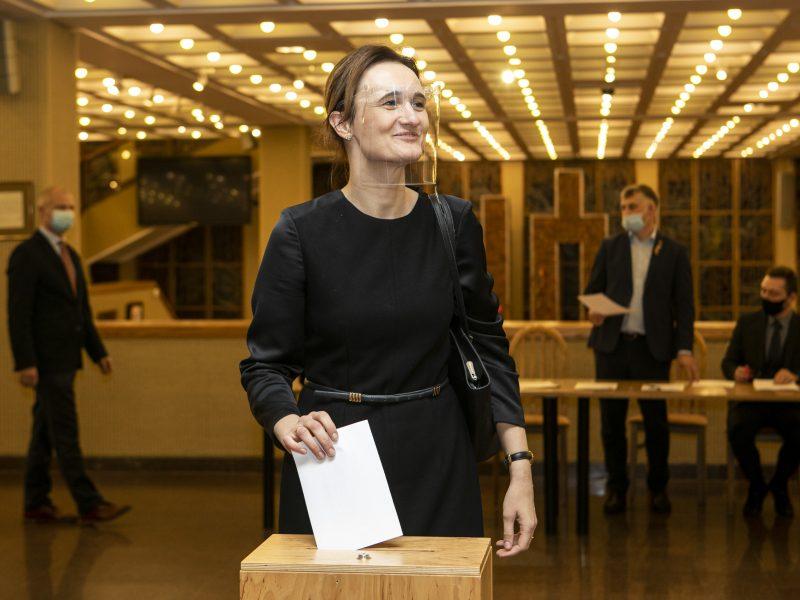 V. Čmilytė-Nielsen atvirai – apie vis dar gajus dvejopus standartus
