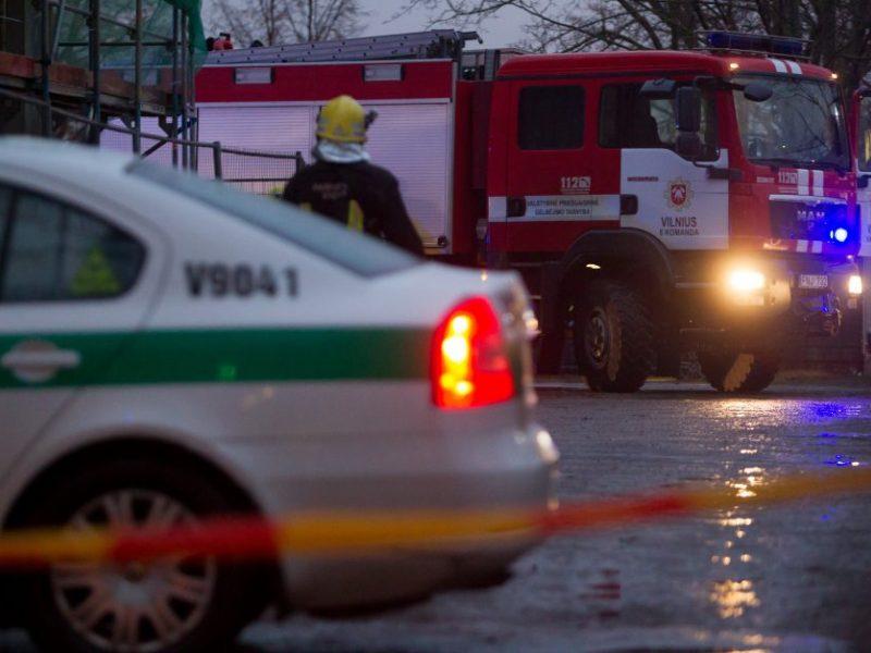 Nelaimė Kupiškyje: po sprogimo bute nukentėjo moteris ir paauglė