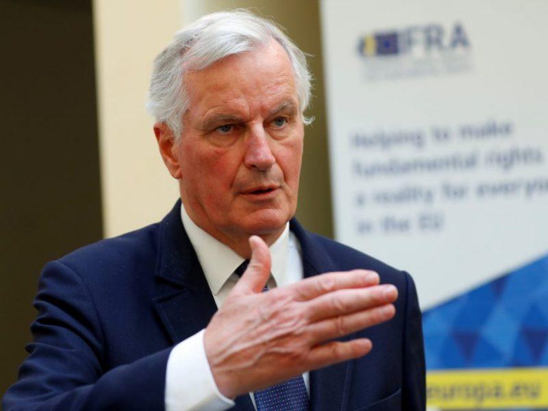 """ES: koronaviruso sukeltos krizės metu naujas """"Brexit"""" susitarimas itin svarbus"""