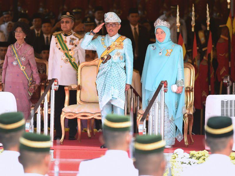 Malaizijos karališkoji pora karantinavosi: artimoje aplinkoje nustatytas virusas