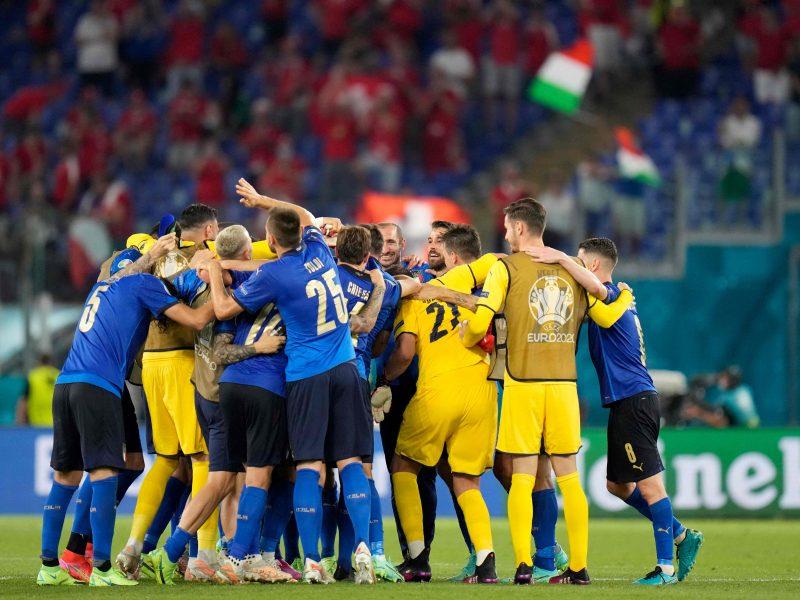 Euro 2020: Italija-Šveicarija  3:0
