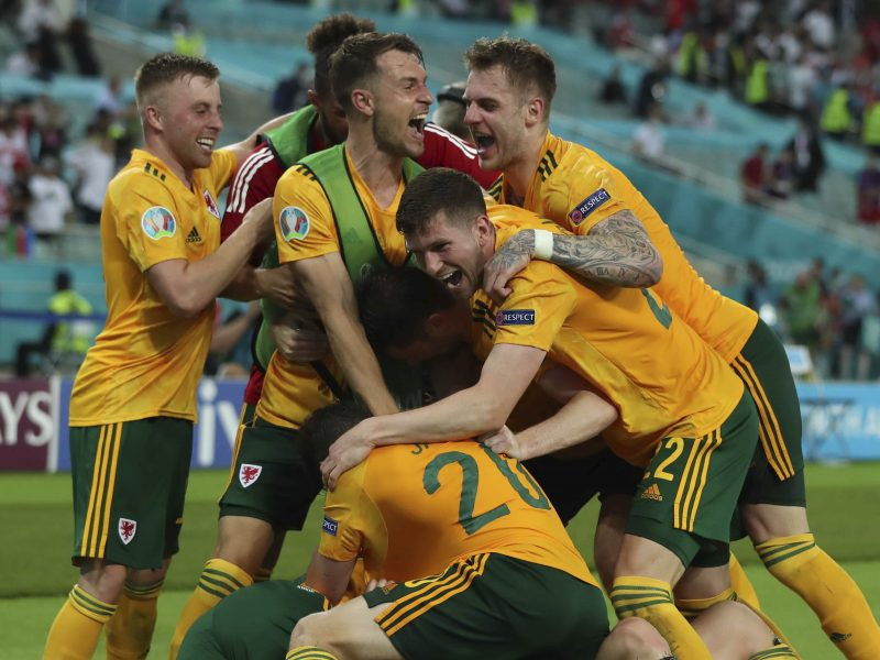 Euro 2020: Velsas-Turkija 2:0