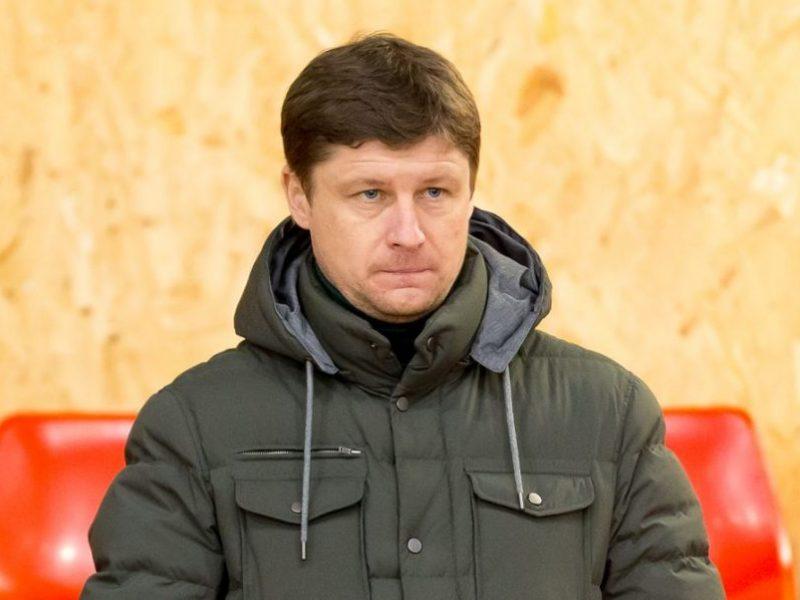 """Vilniaus """"Žalgirio"""" strategui – geriausio rugsėjo–lapkričio mėnesio vyriausiojo trenerio įvertinimas"""