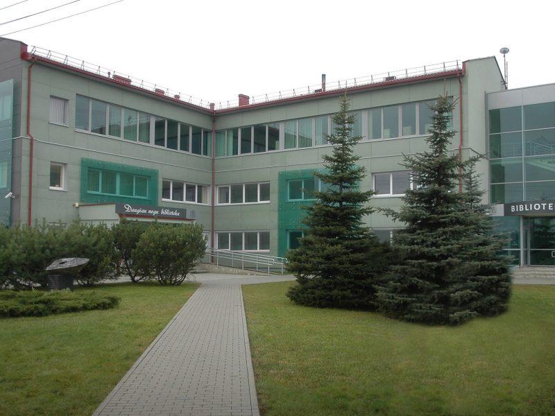 Kauno rajono viešojoje bibliotekoje – kilnojamoji paroda