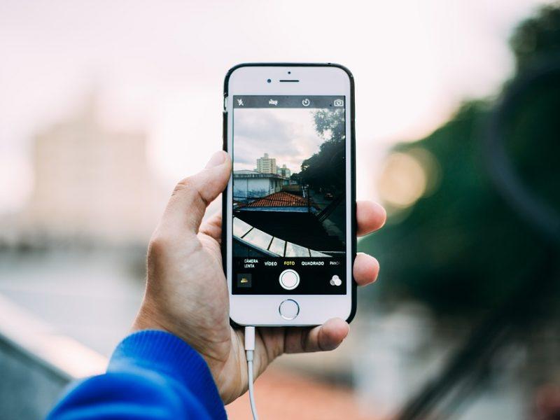 Išmanieji telefonai sugebės fotografuoti objektus, esančius už betoninės sienos