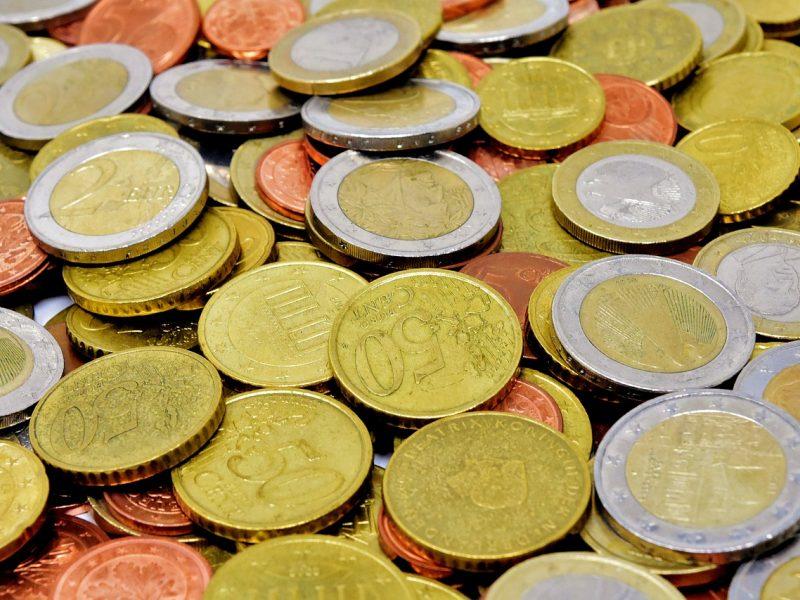 Pirmą ketvirtį pensijai kaupiančiųjų turtas sumažėjo