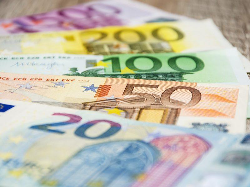 TVF gerina Lietuvos ekonomikos augimo prognozes, bet horizonte mato ir rizikų