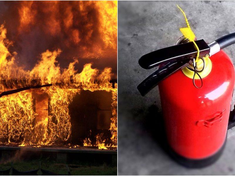Vien dūmų detektorius nuo gaisro neišgelbės: patarė turėti dar vieną svarbų daiktą