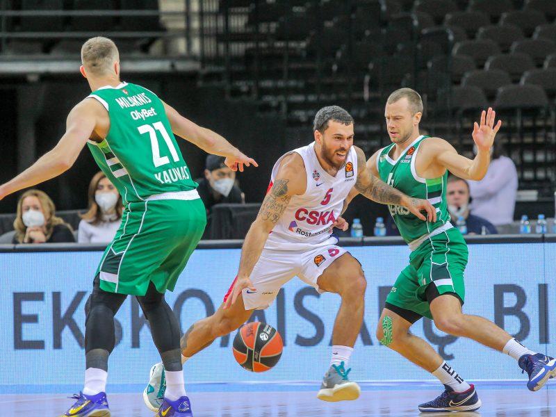 CSKA nebijantis M. Schilleris: nėra neįveikiamų varžovų