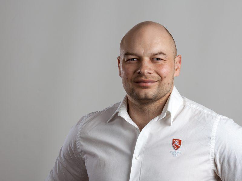 Lietuvos regbio federacijai vadovaus I. Kukulskis