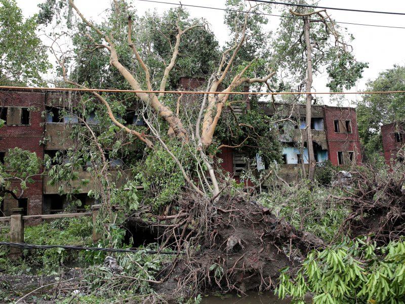 Indijoje ir Bangladeše ciklono aukų skaičius viršijo 100