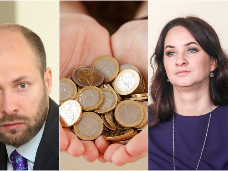 Profsąjungos ir verslo atstovai: terminai Ekonomikos gaivinimo plano pastaboms teikti – neadekvatūs