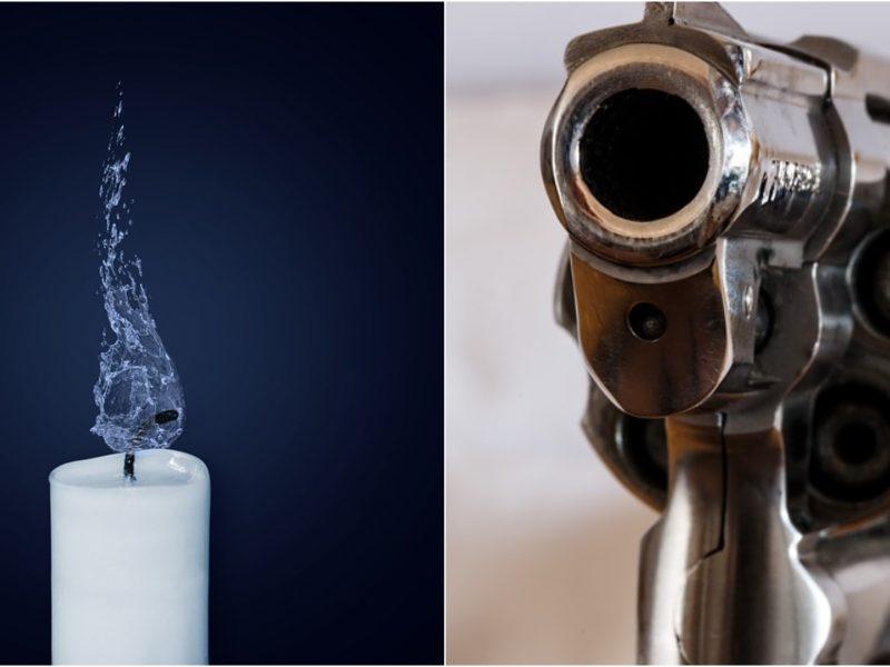 Mažeikių rajone rastas vyro lavonas su šautine žaizda