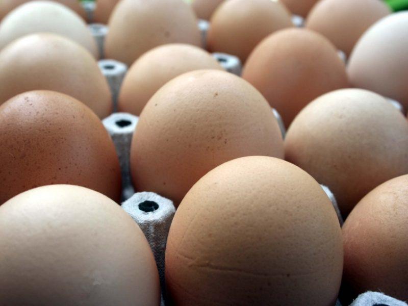 Renkamės kiaušinius. Kas aktualu pirkėjui?