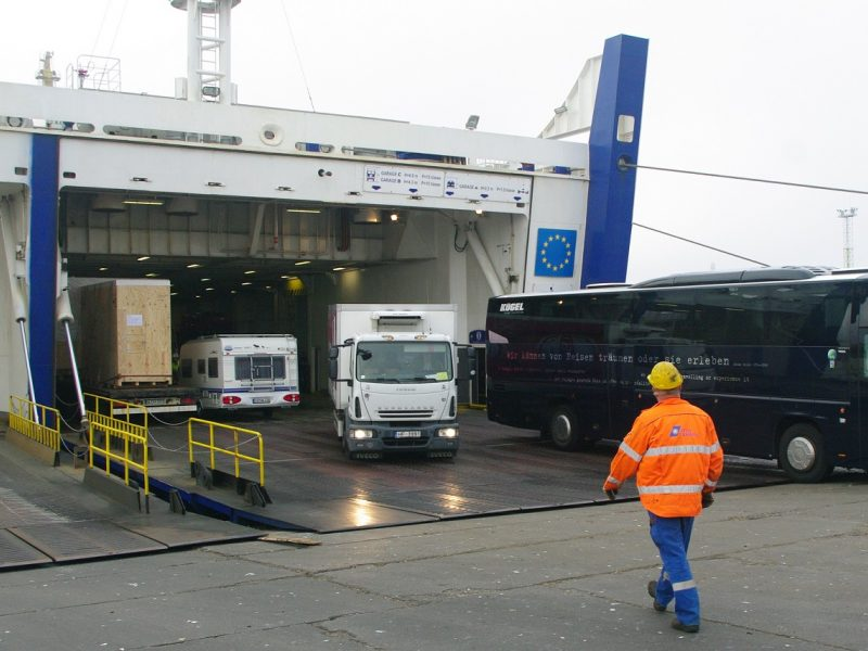 Lietuvoje jūrininkai tampa deficitu