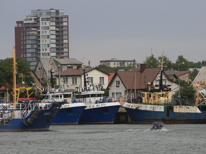 Atnaujinami ginčai dėl žvejybos