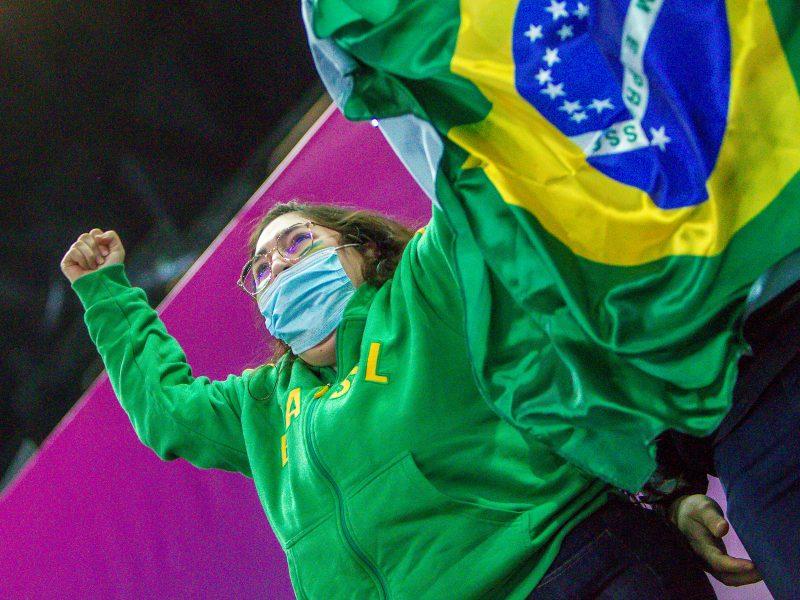 Brazilija – Japonija 4:2 | Futsalo PČ