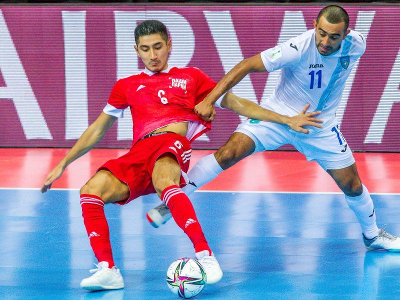 Gvatemala – RFS 1:4 | Futsalo PČ