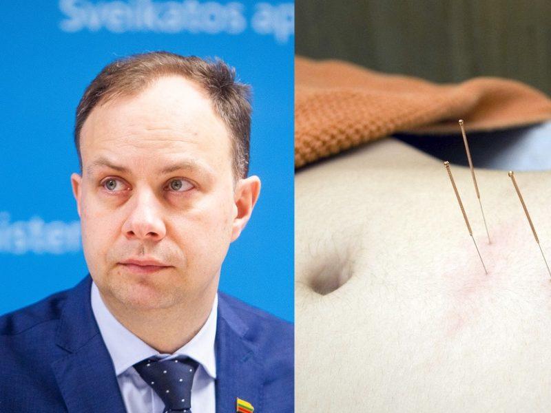Vyriausybė siūlo įteisinti alternatyviąją mediciną