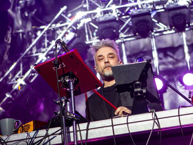 "A. Mamontovo ""Elektromechaninis koncertas"""