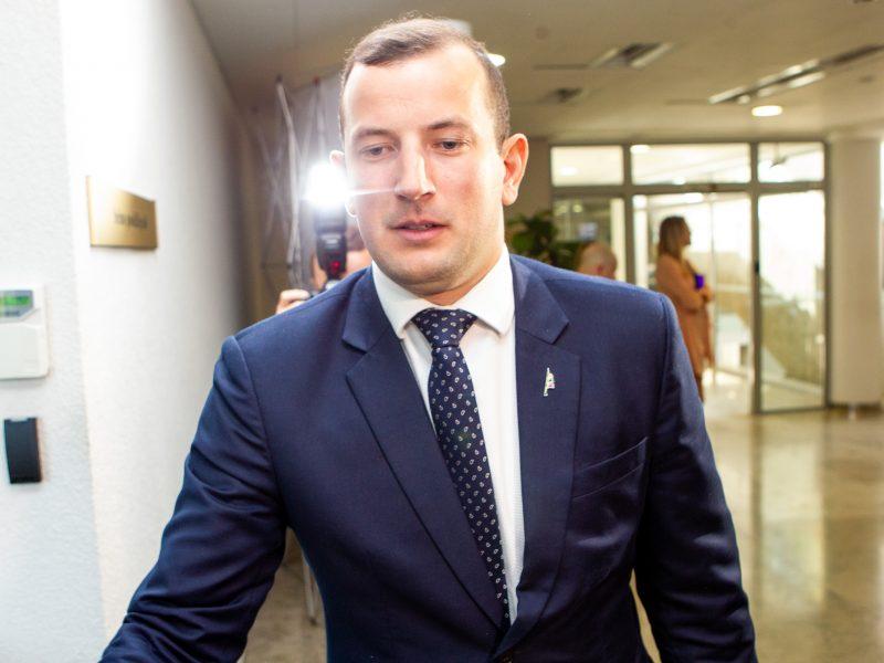 S. Skvernelis: kritikuojantys V. Sinkevičiui siūlomą postą nesuvokia situacijos