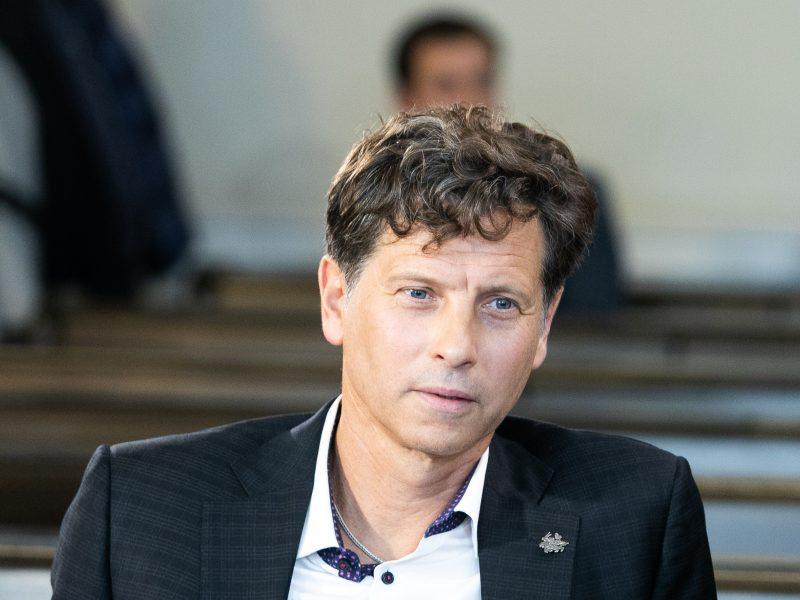 """D. Mockus sako, kad koncernas """"MG Baltic"""" neturėjo jokių prašymų Darbo partijai"""