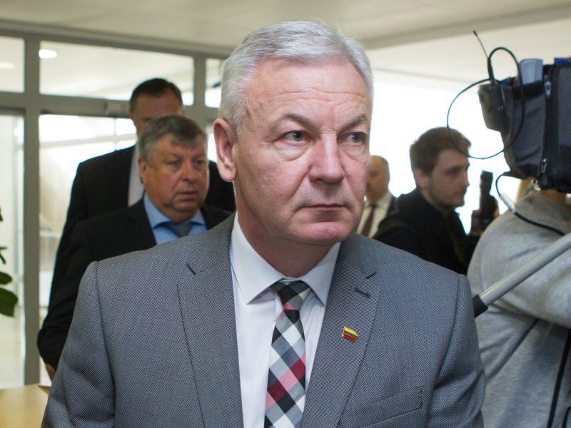 Seimo Antikorupcijos komisijai vadovaus liberalas R. Juška