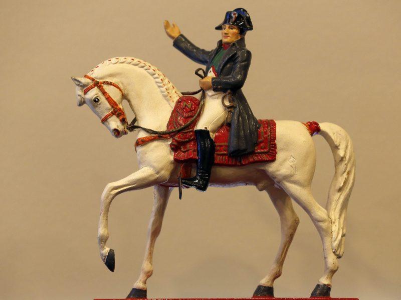 Napoleono batai galėtų būti parduoti aukcione už 80 tūkst. eurų