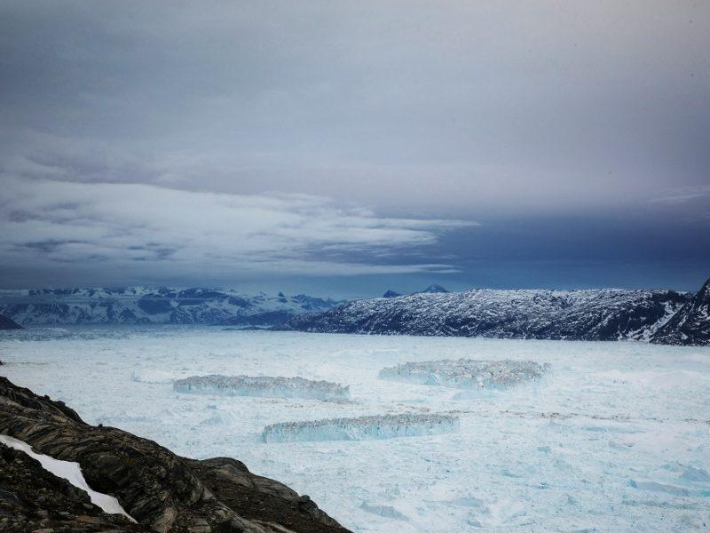 Mokslininkai: Grenlandijos ledynų tirpsmas paspartėjo keturiskart