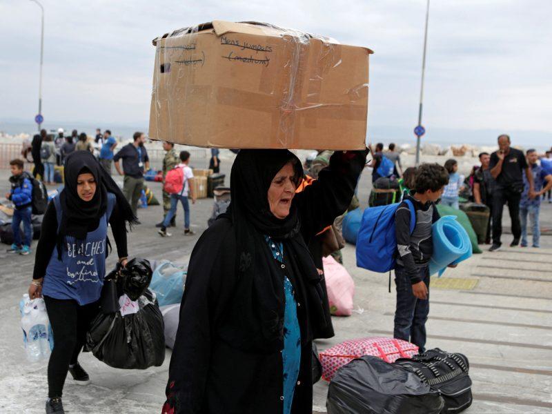 Vyriausybė ketina skirti 2,6 mln. eurų į ES pabėgėlių fondą