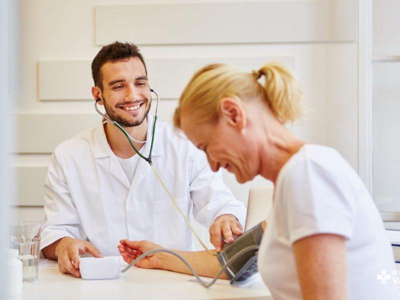 Hipotenzijos slėgis - Komplikacijos -
