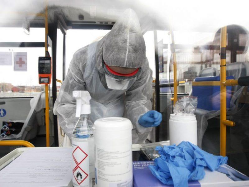 Nacionalinė laboratorija įsigyja istoriškai didžiausią kiekį priemonių COVID-19 tyrimams