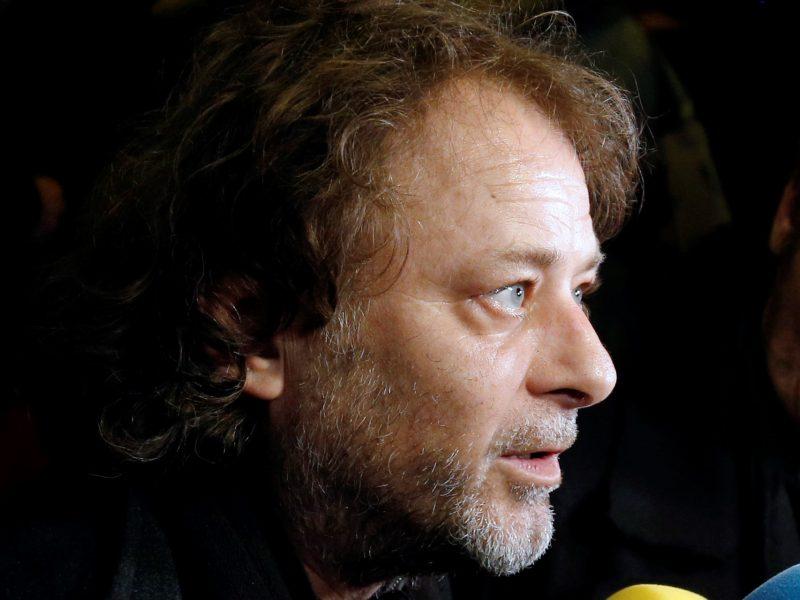 Sulaikytas režisierius Ch. Ruggia, kaltinamas seksualiniu priekabiavimu prie paauglės
