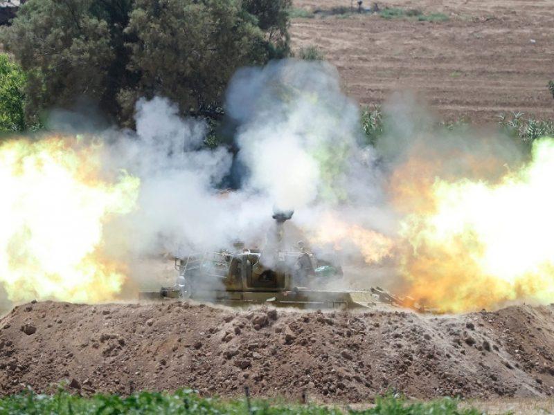 Gazos Ruože žuvo daugiausiai palestiniečių nuo susirėmimų pradžios