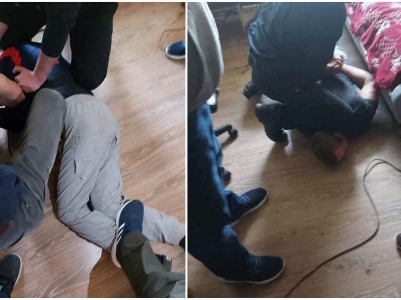 Sulaikytas antrasis iš Pravieniškių pabėgęs nuteistasis