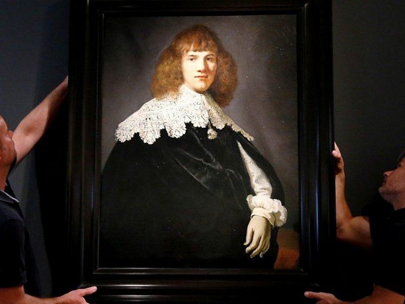 Rembrandtui neseniai priskirtas paveikslas