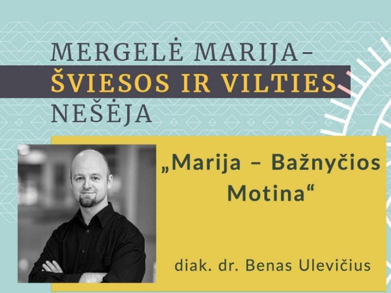 Netikėti pokalbiai: svečias –  diakonas dr. Benas Ulevičius <span style=color:red;>(vaizdo įrašas)</span>