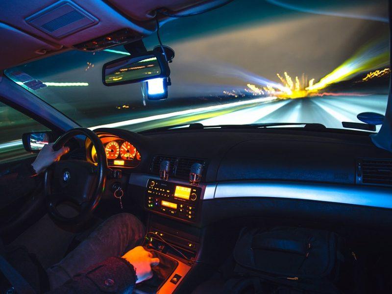 Per savaitę pareigūnai pričiupo daugiau nei 40 greitį viršijusių vairuotojų