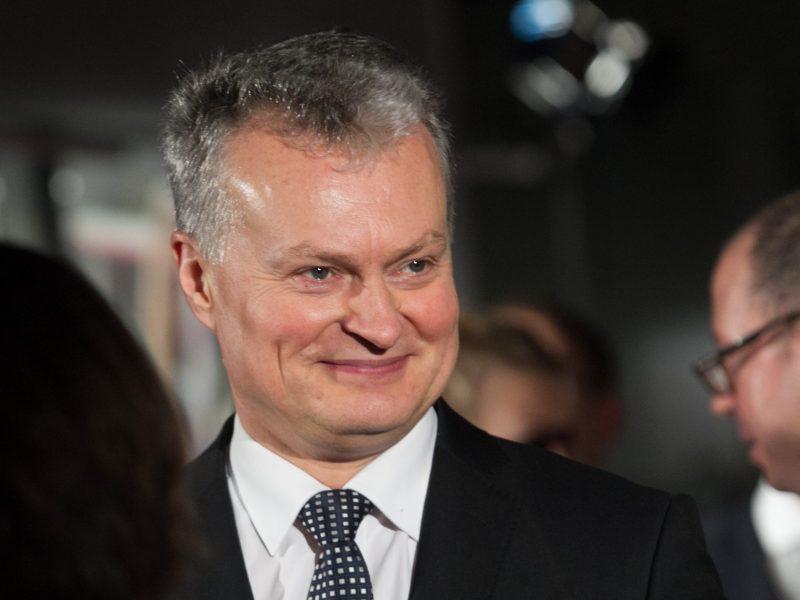 G. Nausėda traukiasi iš SEB banko: dėl prezidento rinkimų praneš artimiausiu metu