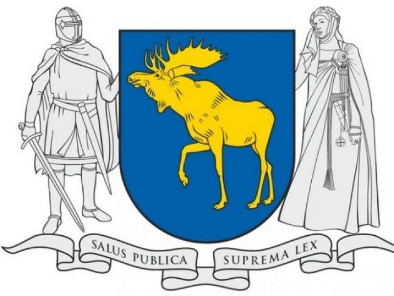 Heraldikos komisija: briedis neturėtų būti pagrindinė Mažosios Lietuvos herbo figūra