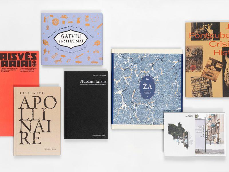 Išrinktos gražiausios 2020-ųjų knygos