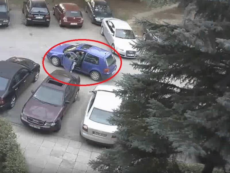 """Vairuotoja kliudė """"Subaru"""" ir pasišalino iš įvykio vietos <span style=color:red;>(ieškomi liudininkai)</span>"""